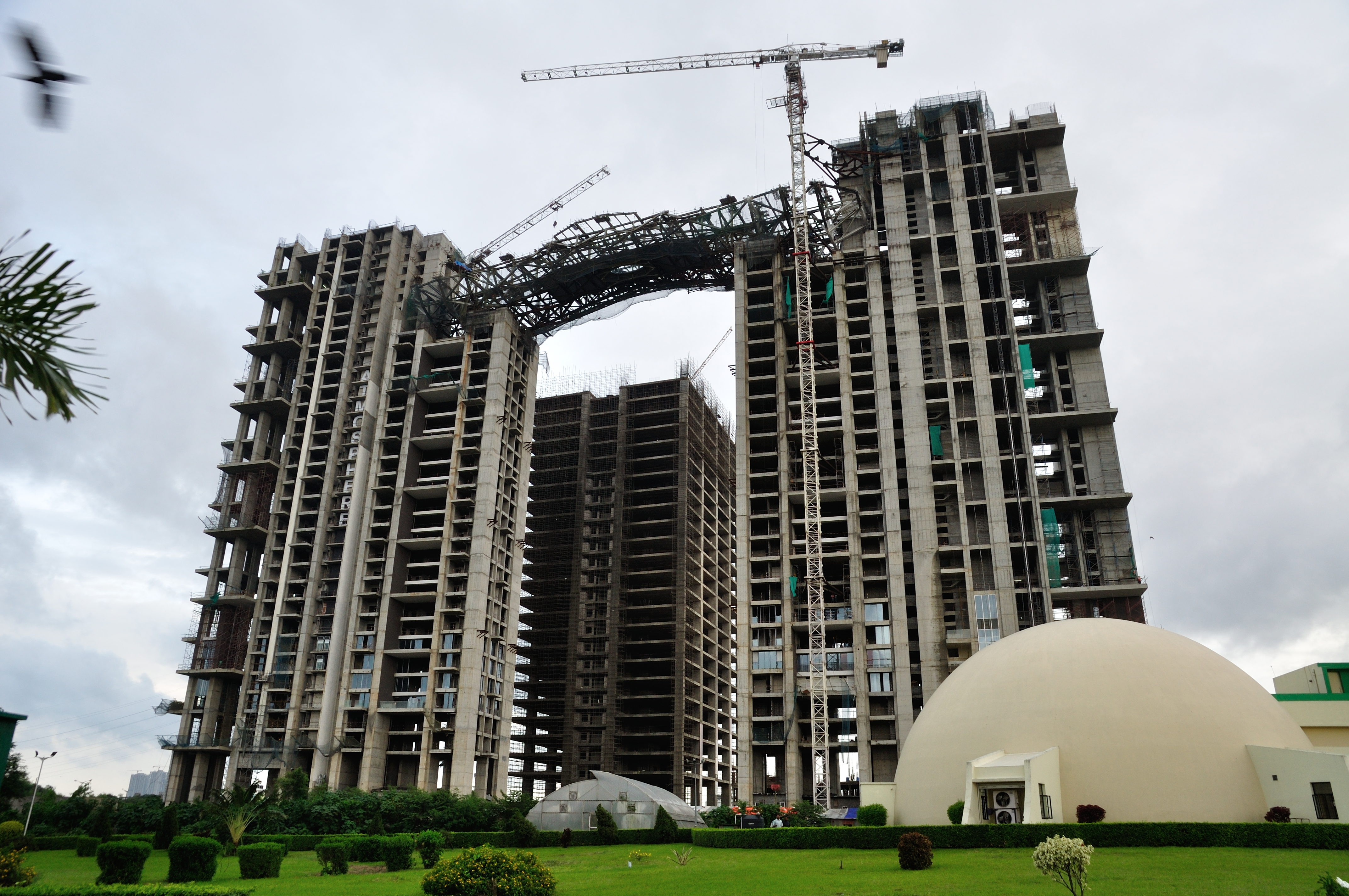 Buyers of under-construction flats may get tax relief ...